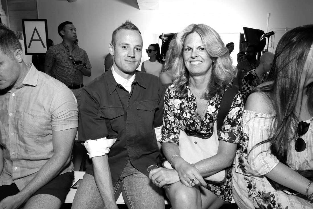 Front Row@PARKE RONEN Mens NYFW SS2019 photo by Cheryl Gorski 1