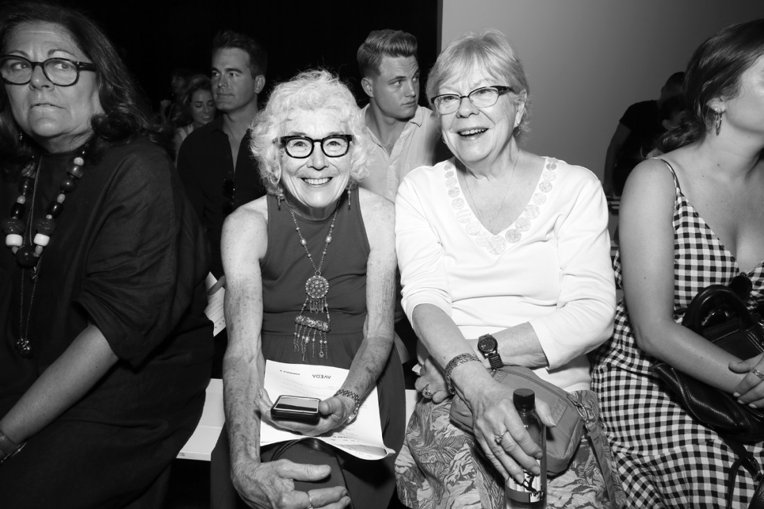 Front Row@PARKE RONEN Mens NYFW SS2019 photo by Cheryl Gorski 12