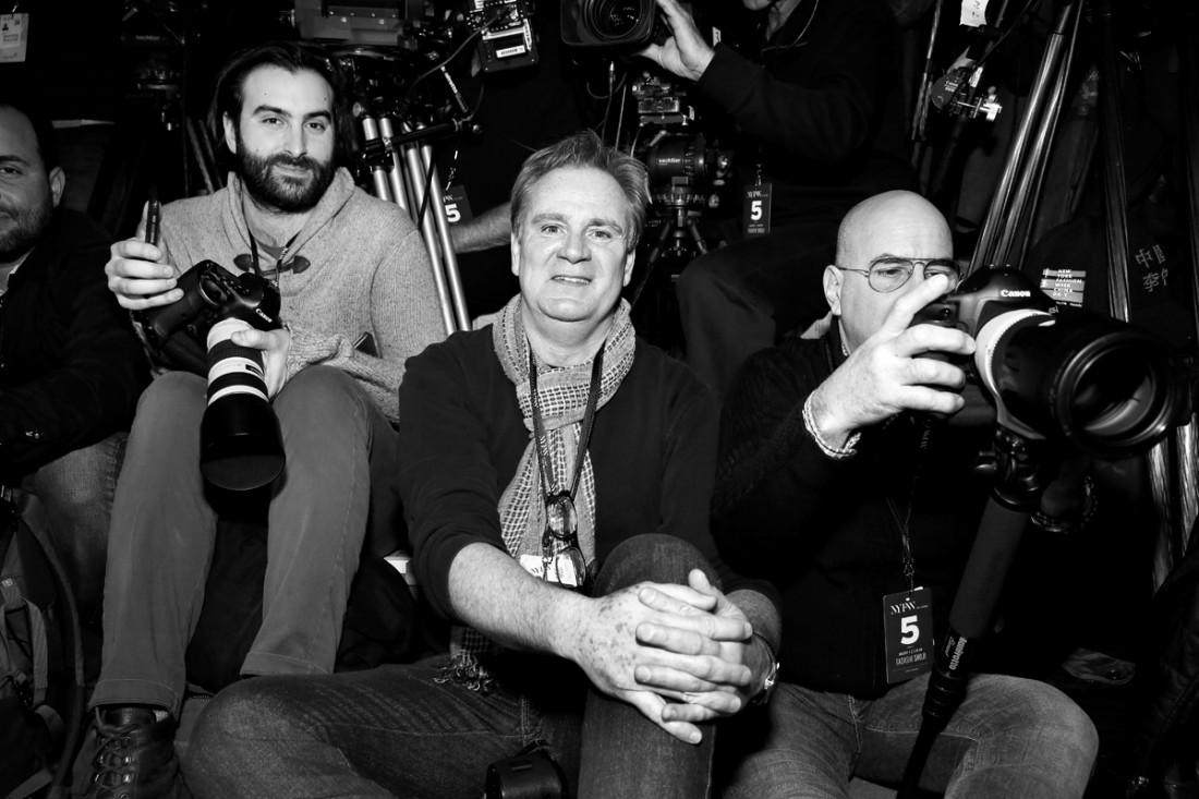 Front Row@Tadashi Shoji NYFW FW2018 photo by Cheryl Gorski 34