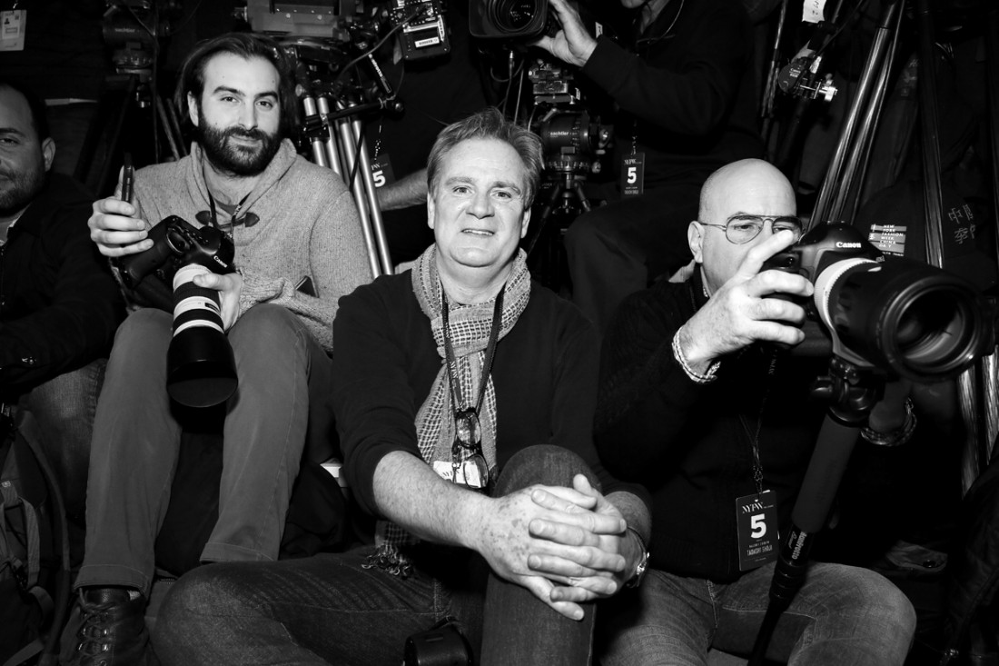 Front Row@Tadashi Shoji NYFW FW2018 photo by Cheryl Gorski 35