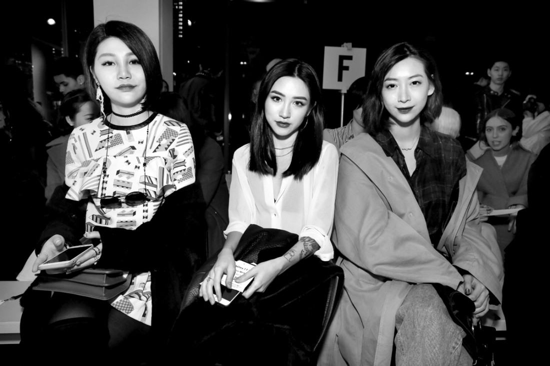 Front Row@Yajun NYFW FW2018 photo by Cheryl Gorski 3