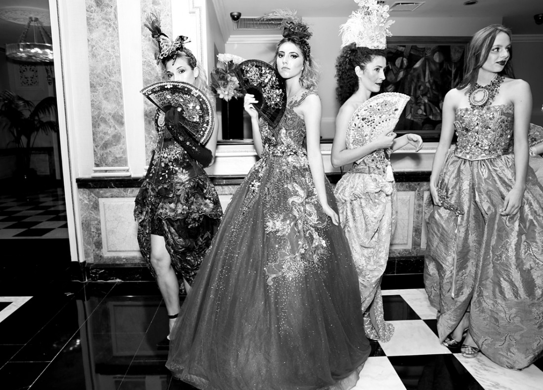 Gina Frias London Limited NYFW SS2019 photo by Cheryl Gorski 12