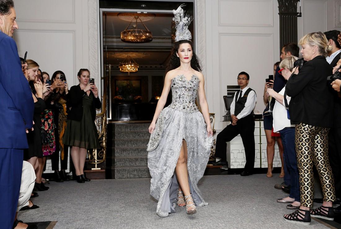 Gina Frias London Limited NYFW SS2019 photo by Cheryl Gorski 20