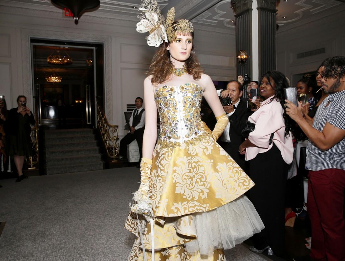 Gina Frias London Limited NYFW SS2019 photo by Cheryl Gorski 32