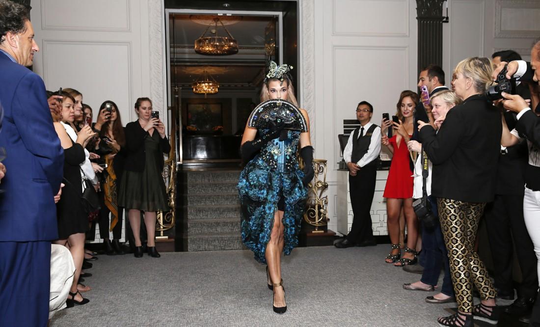 Gina Frias London Limited NYFW SS2019 photo by Cheryl Gorski 34