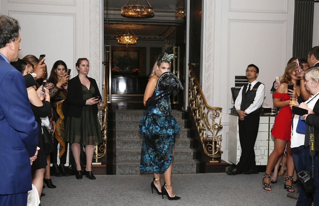 Gina Frias London Limited NYFW SS2019 photo by Cheryl Gorski 35