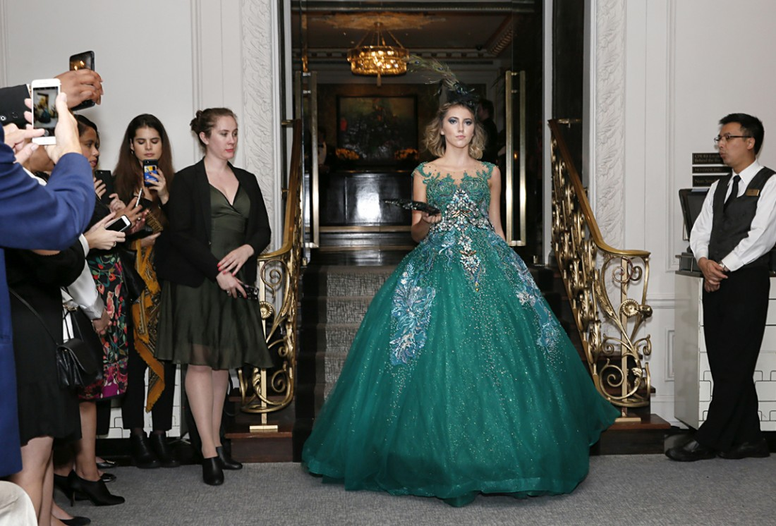 Gina Frias London Limited NYFW SS2019 photo by Cheryl Gorski 36