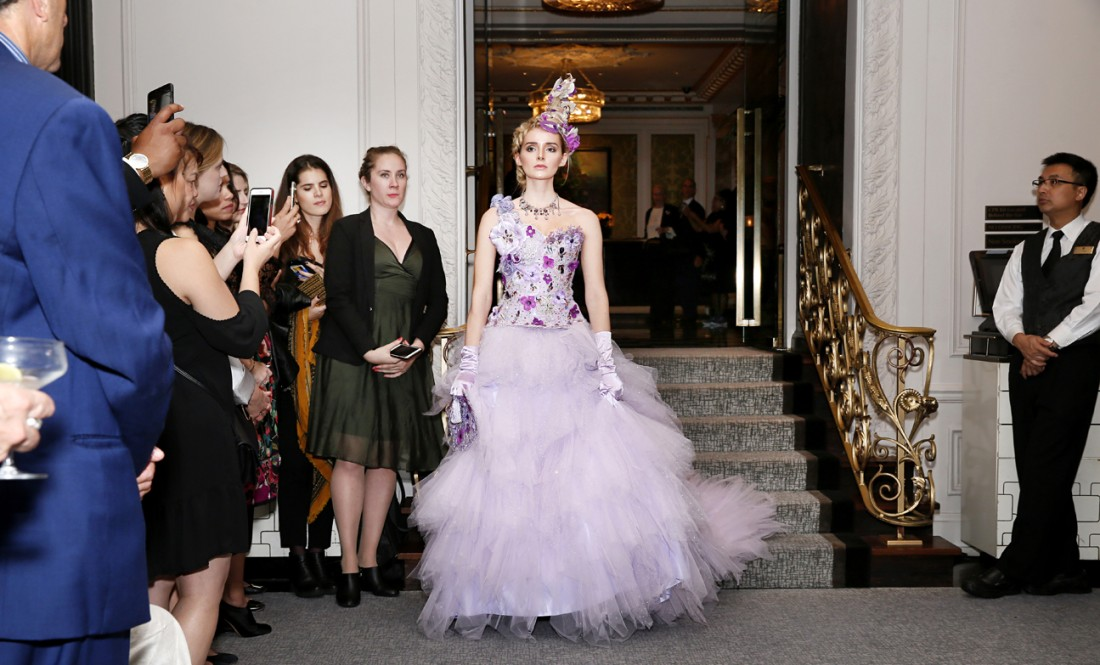 Gina Frias London Limited NYFW SS2019 photo by Cheryl Gorski 40