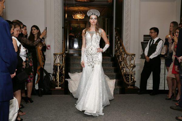 Gina Frias London Limited NYFW SS2019 photo by Cheryl Gorski 48