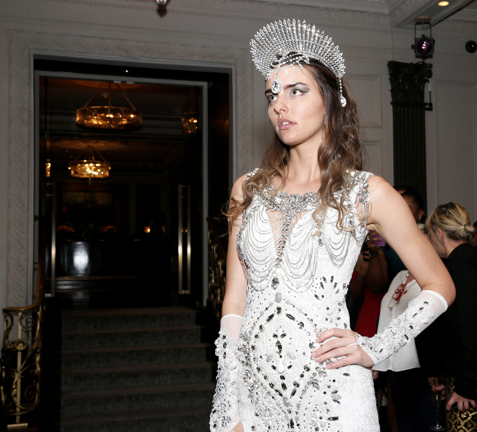 Gina Frias London Limited NYFW SS2019 photo by Cheryl Gorski 52