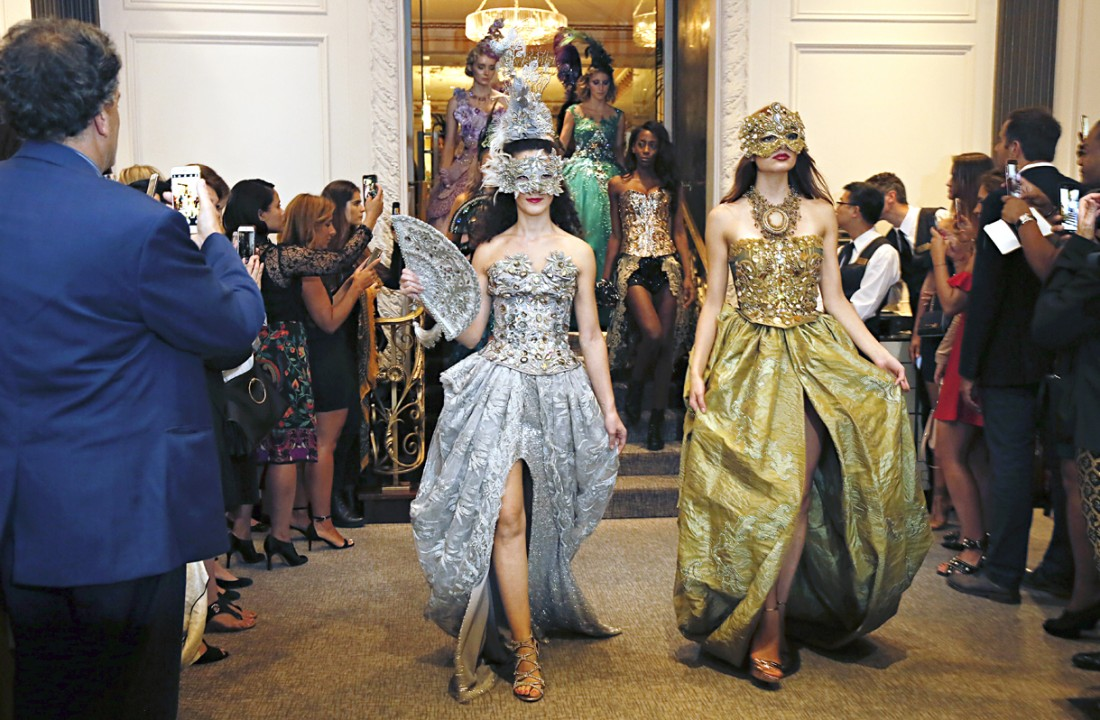 Gina Frias London Limited NYFW SS2019 photo by Cheryl Gorski 62