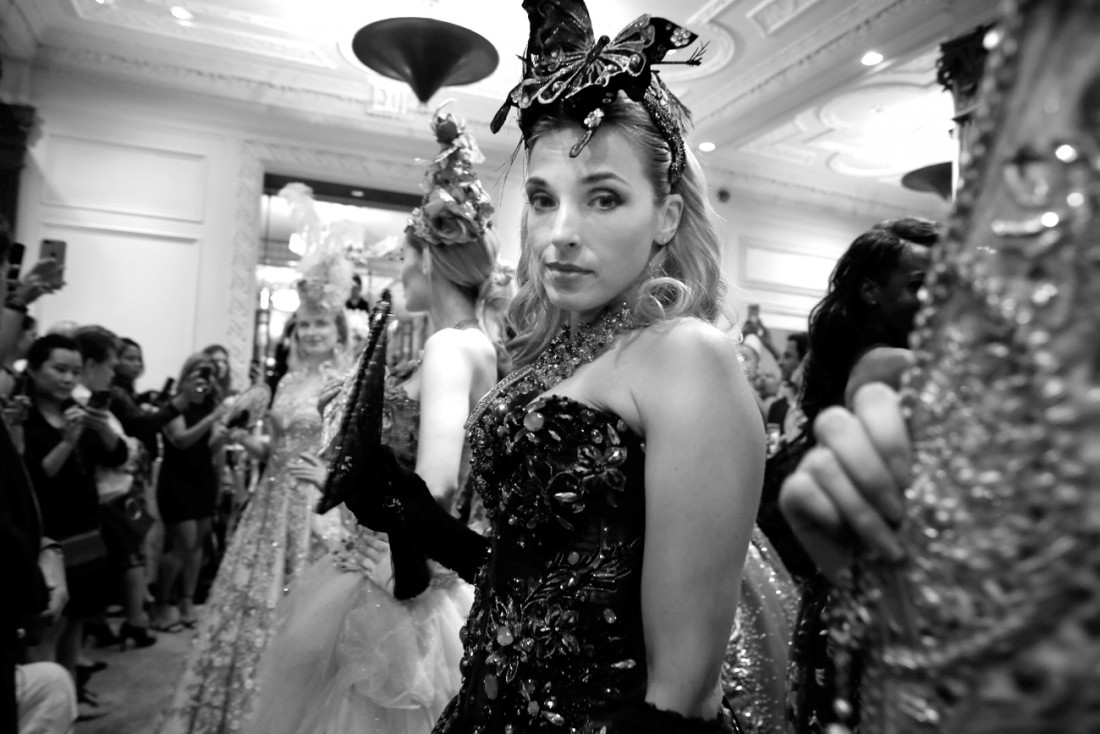 Gina Frias London Limited NYFW SS2019 photo by Cheryl Gorski 70