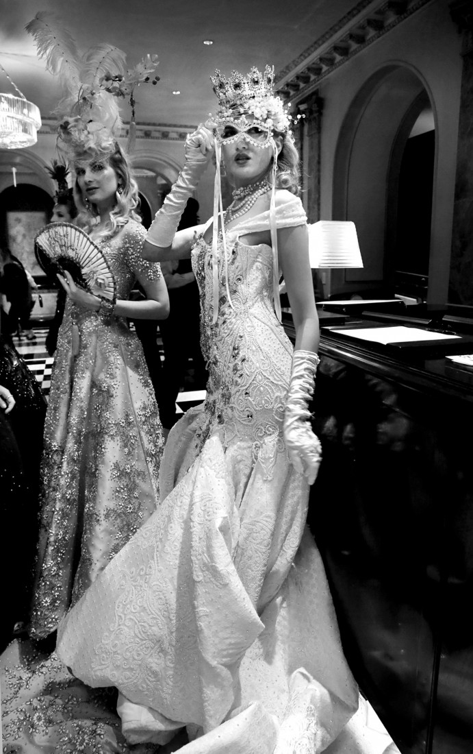 Gina Frias London Limited NYFW SS2019 photo by Cheryl Gorski 89