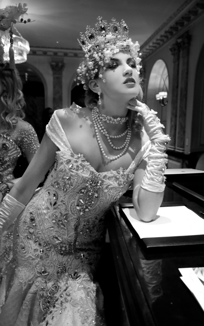 Gina Frias London Limited NYFW SS2019 photo by Cheryl Gorski 90
