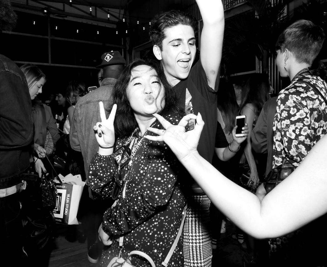 Leah Kim and Austin Velarde Spirit Flesh NYFW Party@Pier 59 NYFW SS2019 photo by Cheryl Gorski 50