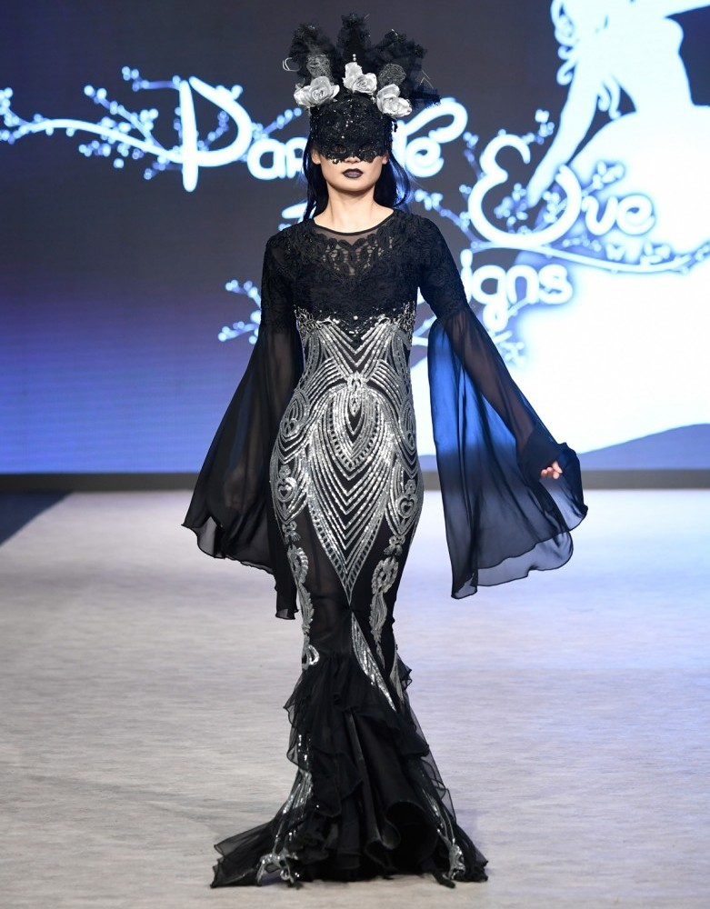 Parasite Eve Vancouver Fashion Week SS2019 photos by Arun Nevader for Getty Images 8