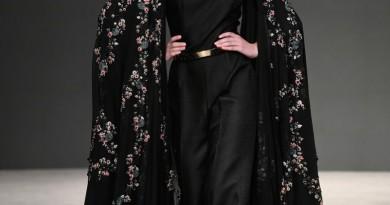 Shamsha Hashwani Vancouver Fashion Week SS2019 4