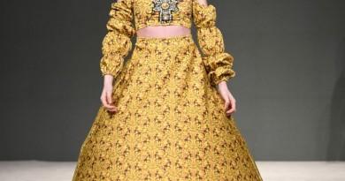 Yas Gonzalez Vancouver Fashion Week SS2019 1