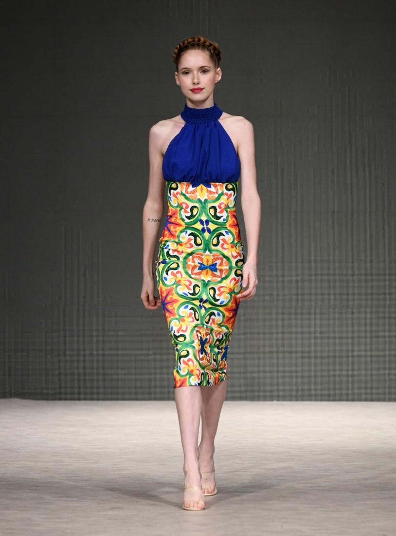 Yas Gonzalez Vancouver Fashion Week SS2019 10
