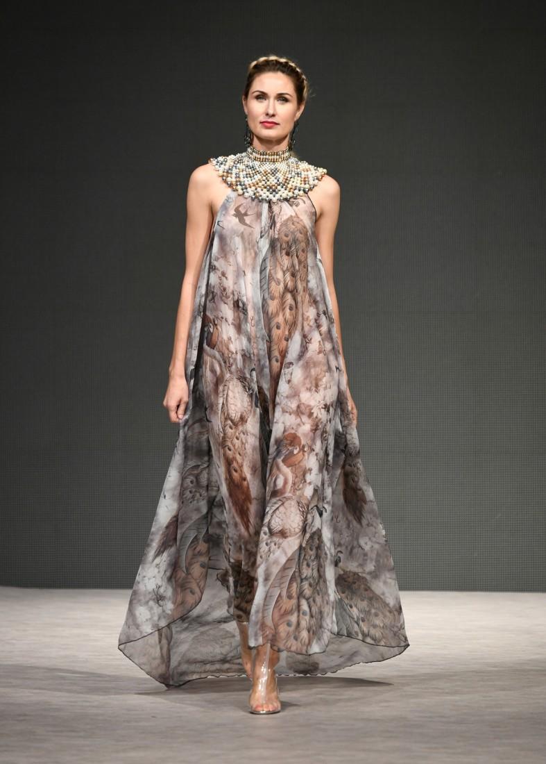Yas Gonzalez Vancouver Fashion Week SS2019 11