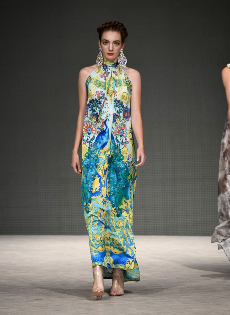 Yas Gonzalez Vancouver Fashion Week SS2019 12