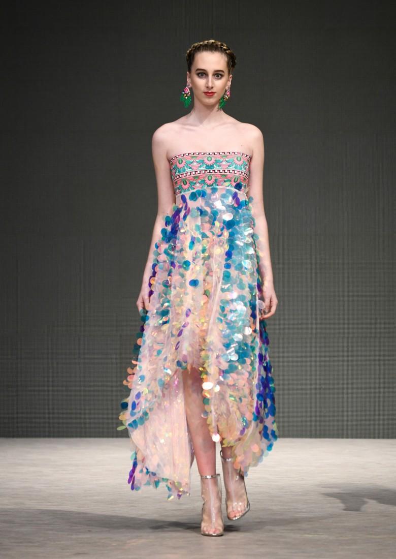 Yas Gonzalez Vancouver Fashion Week SS2019 13