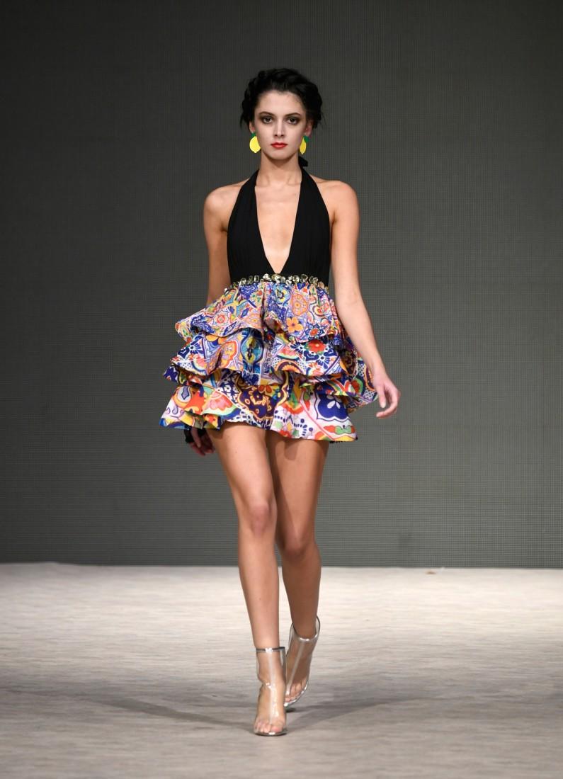 Yas Gonzalez Vancouver Fashion Week SS2019 14