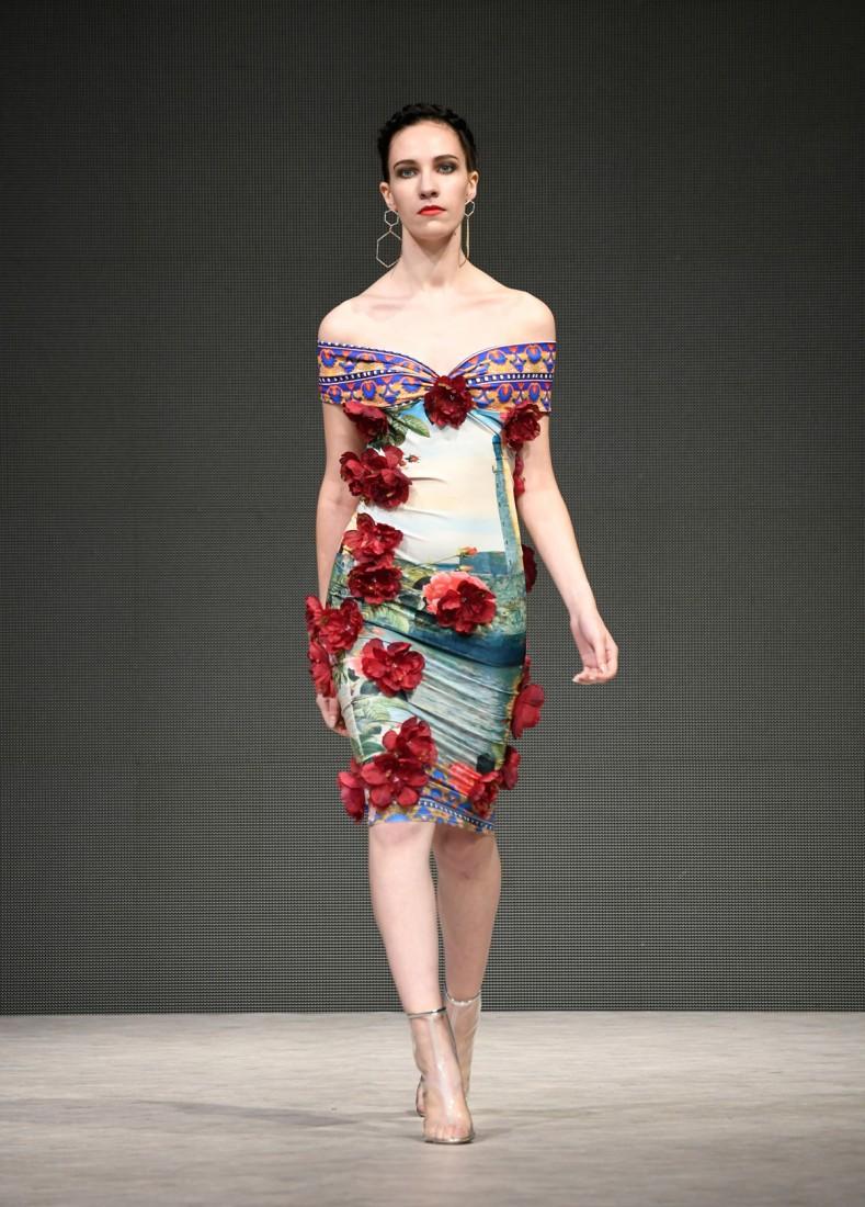 Yas Gonzalez Vancouver Fashion Week SS2019 16