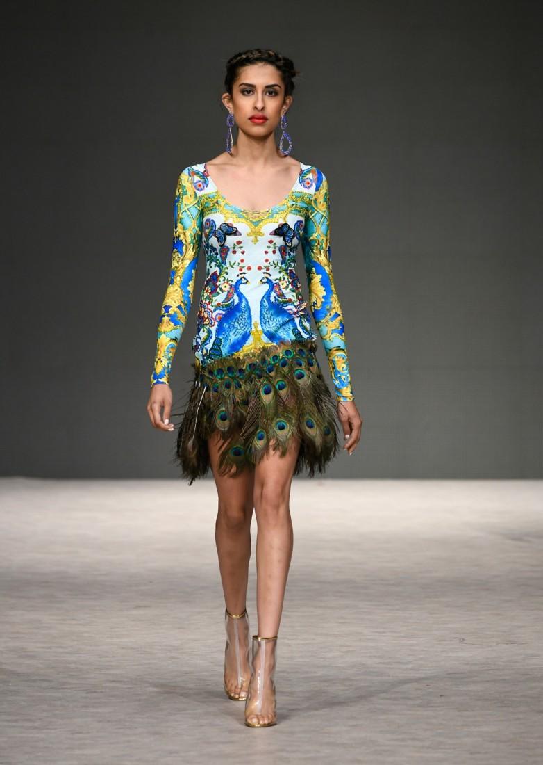 Yas Gonzalez Vancouver Fashion Week SS2019 18