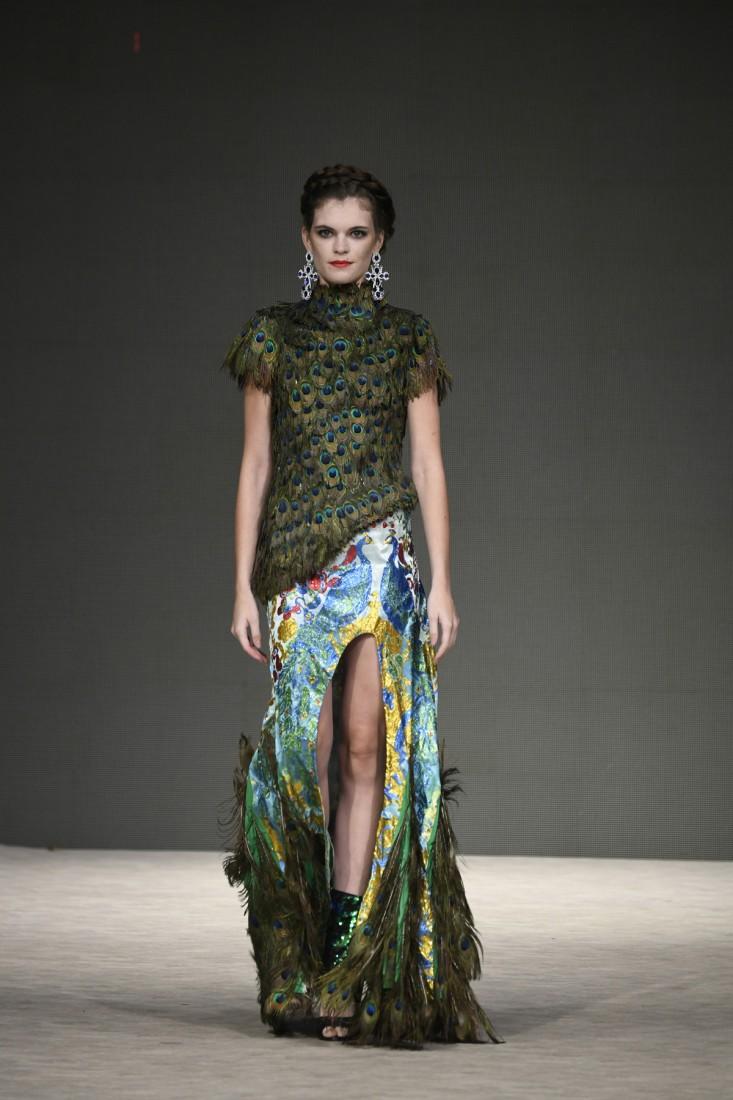 Yas Gonzalez Vancouver Fashion Week SS2019 2