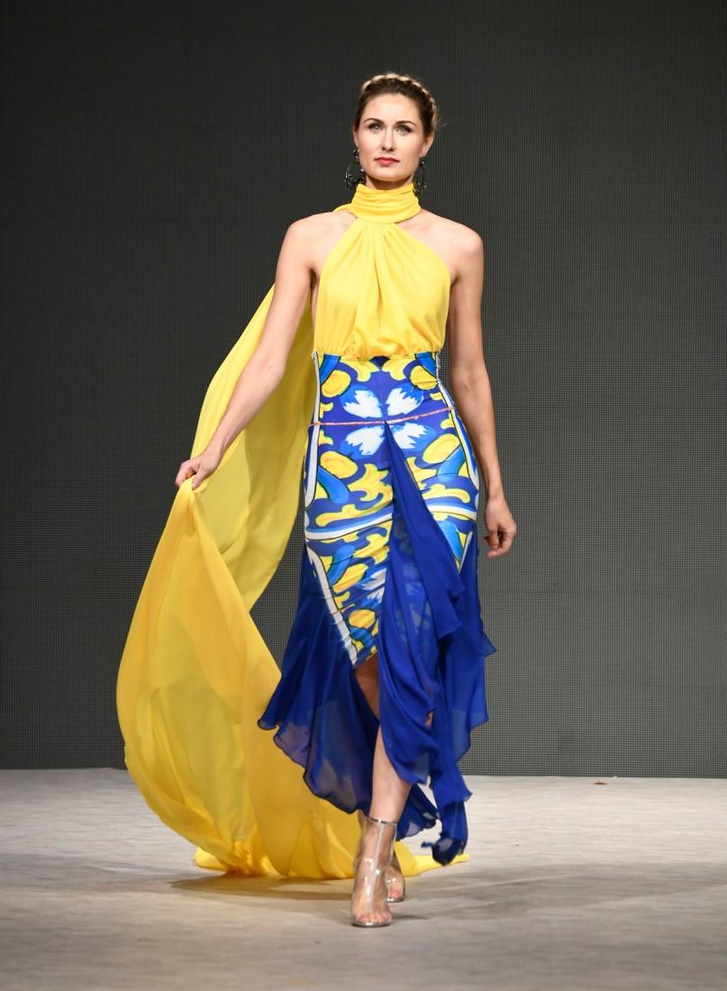 Yas Gonzalez Vancouver Fashion Week SS2019 21