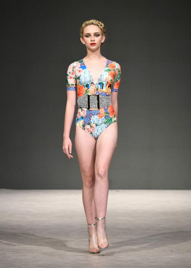 Yas Gonzalez Vancouver Fashion Week SS2019 22