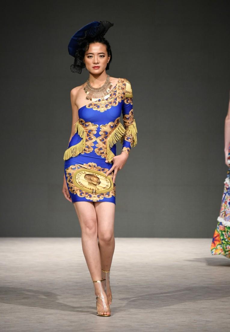Yas Gonzalez Vancouver Fashion Week SS2019 4
