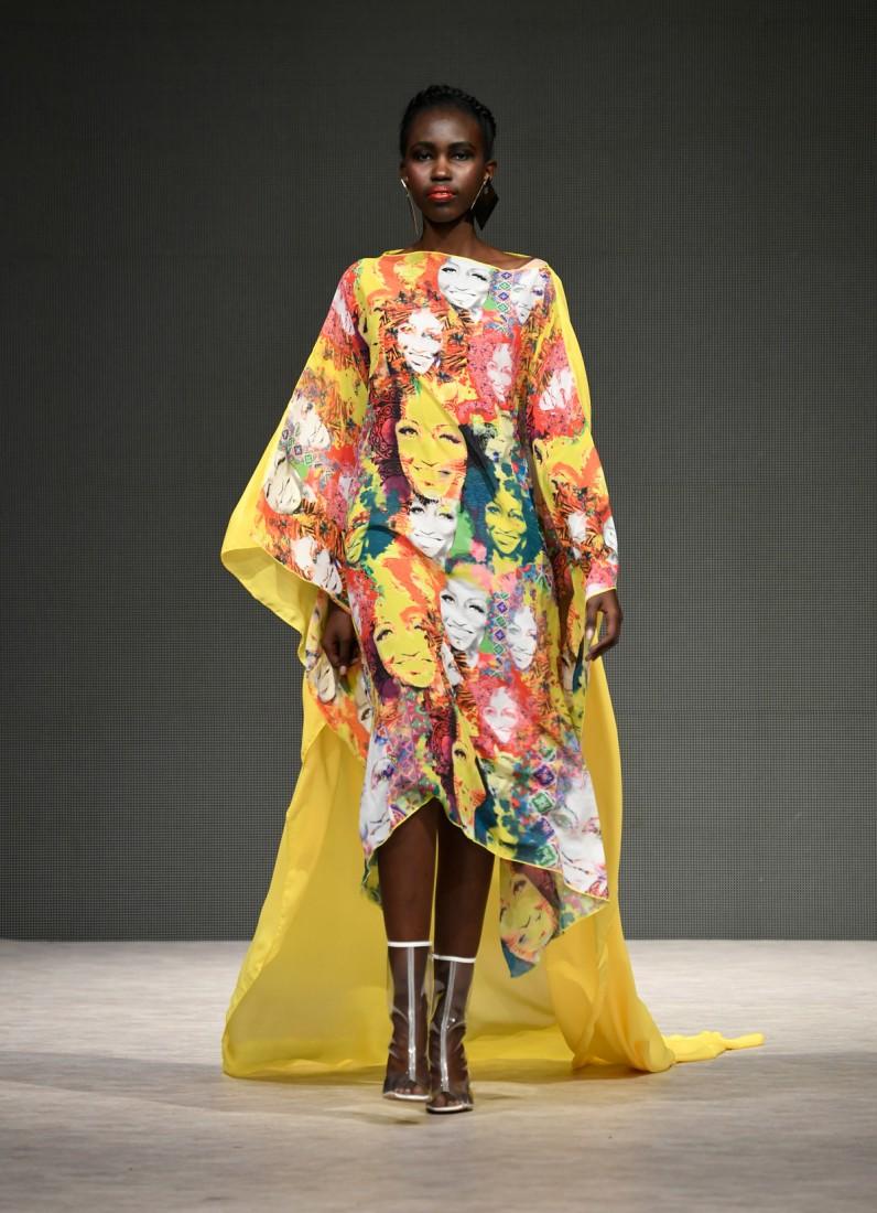 Yas Gonzalez Vancouver Fashion Week SS2019 5