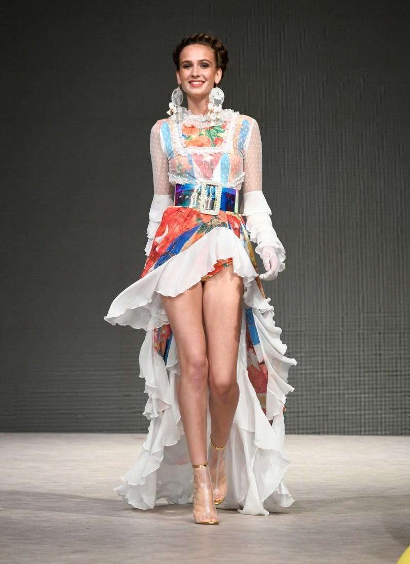 Yas Gonzalez Vancouver Fashion Week SS2019 7
