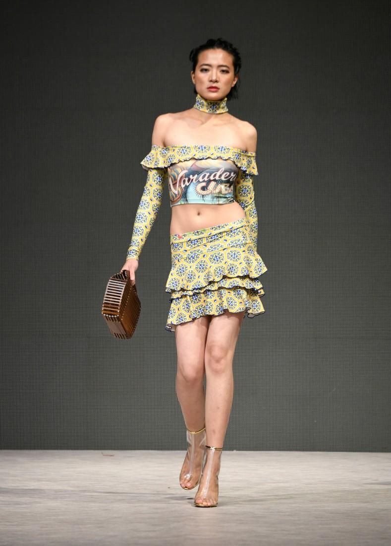 Yas Gonzalez Vancouver Fashion Week SS2019 8