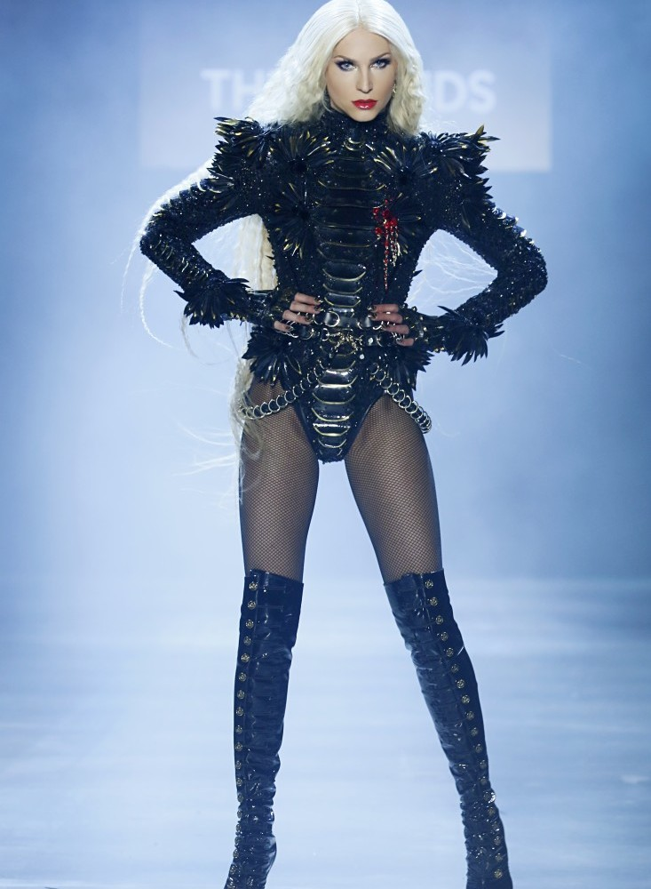 the Blonds 123