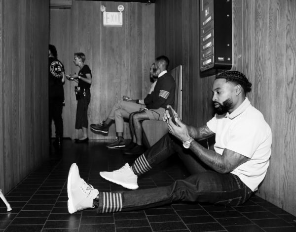 Grungy Gentleman Mens NYFW SS2019 photo by Cheryl Gorski 22