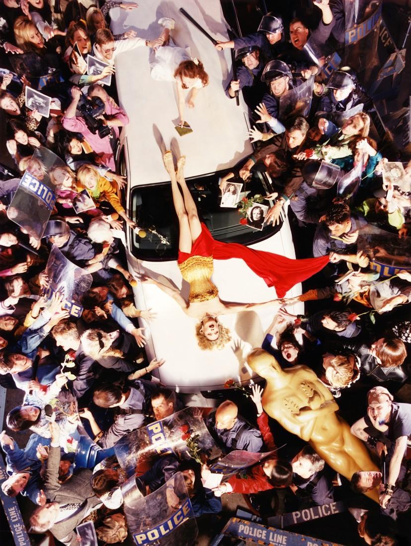 LaChapelle FayeDunaway