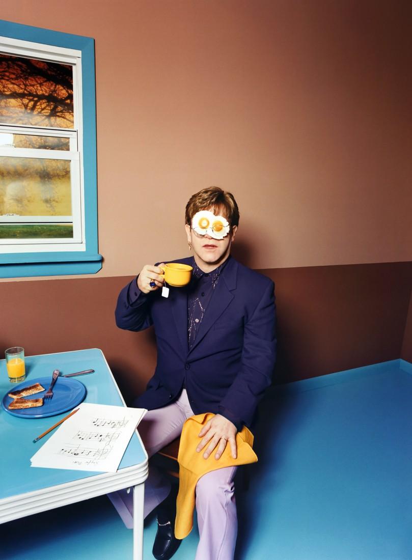 LaChapelle RadioTimes.EltonJohn