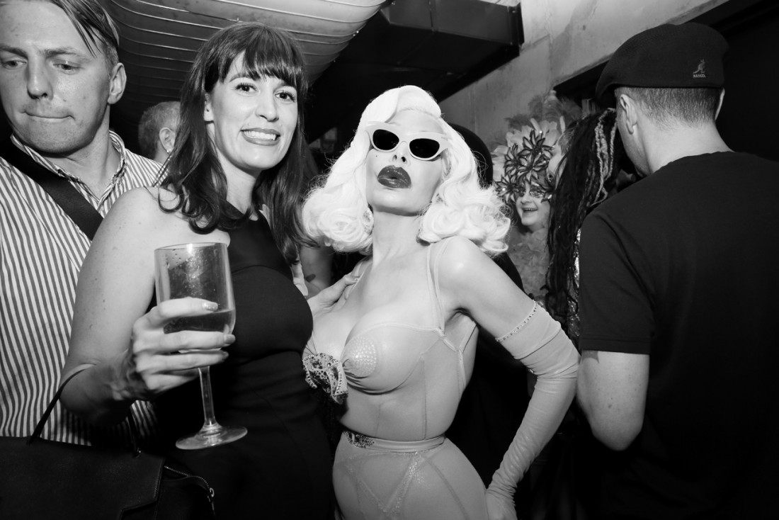 Amanda Lepore @ RICHARD BERNSTEIN STARMAKER ANDY WARHOLS COVER ARTIST BOOK LAUNCH photo by Cheryl Gorski 85