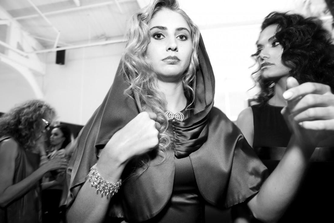 Backstage@Fusha NYFW SS2019 photo by Cheryl Gorski 24