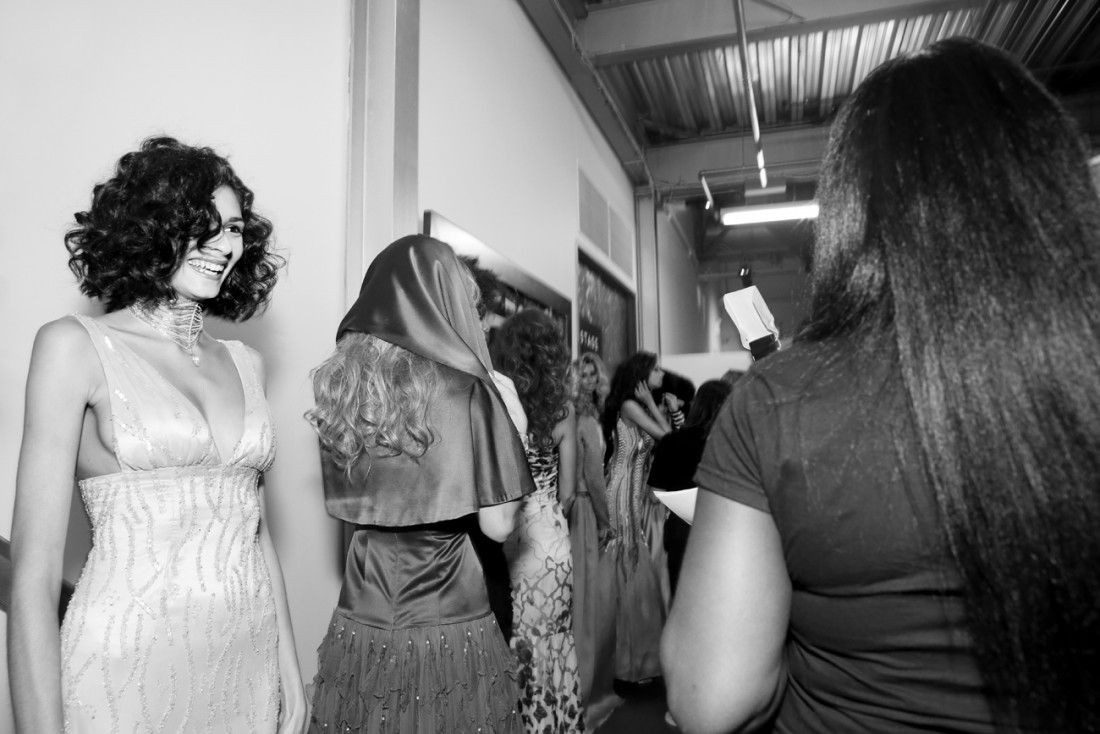 Backstage@Fusha NYFW SS2019 photo by Cheryl Gorski 25