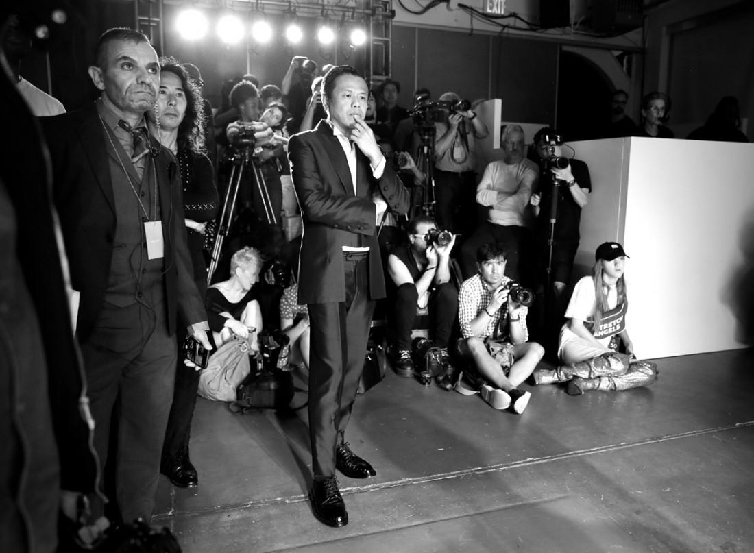 Backstage@Zang Toi NYFW SS2019 photo by Cheryl Gorski 67