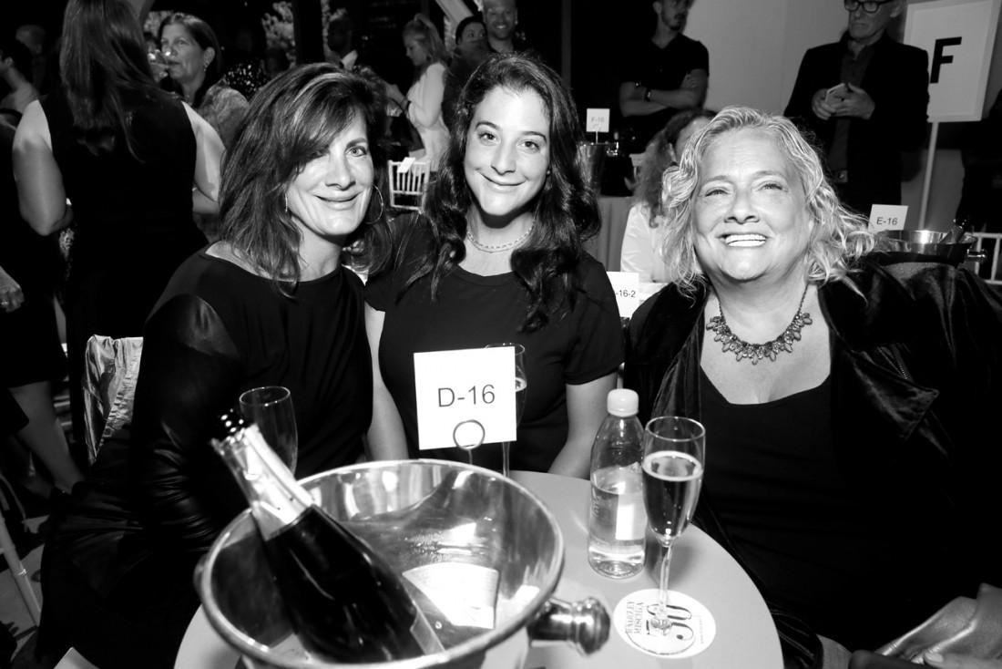 Front Row@Badgley Mischka NYFW SS19 photo by Cheryl Gorski 48