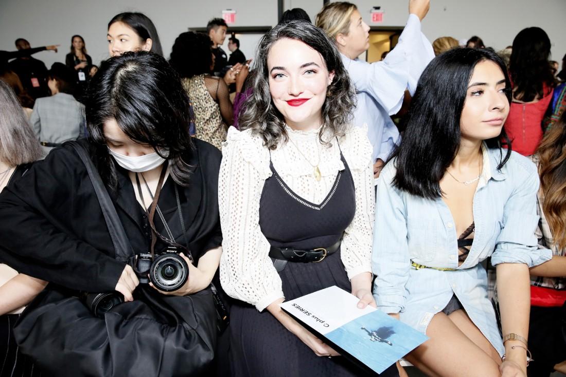 Front Row@C NYFW SS2019 photo by Cheryl Gorski 21