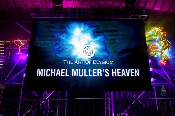 Michael Mullers HEAVEN by The Art of Elysium photos by Rich Polk for Getty Images 17