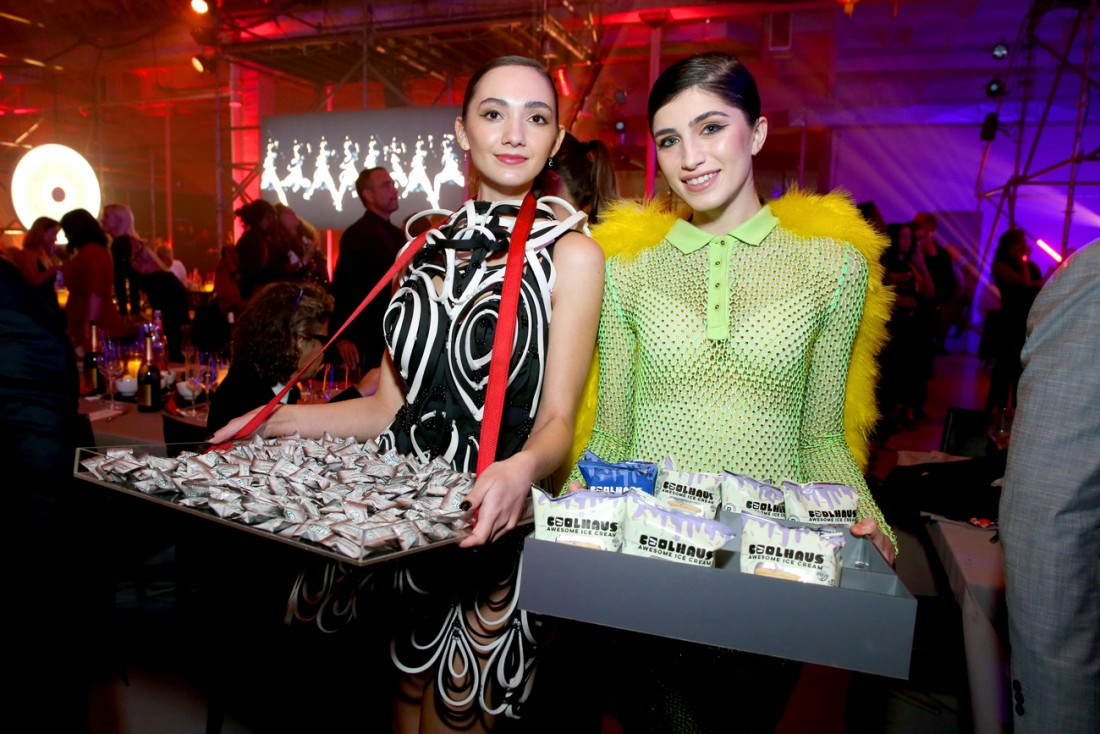 Michael Mullers HEAVEN by The Art of Elysium photos by Rich Polk for Getty Images 43