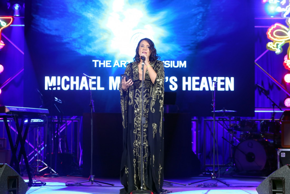 Michael Mullers HEAVEN by The Art of Elysium photos by Rich Polk for Getty Images 73