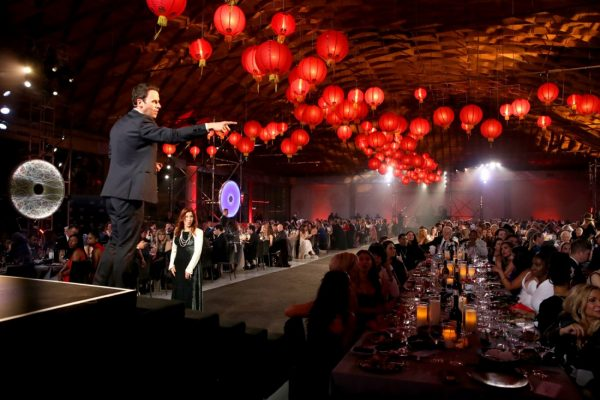 Michael Mullers HEAVEN by The Art of Elysium photos by Rich Polk for Getty Images 90
